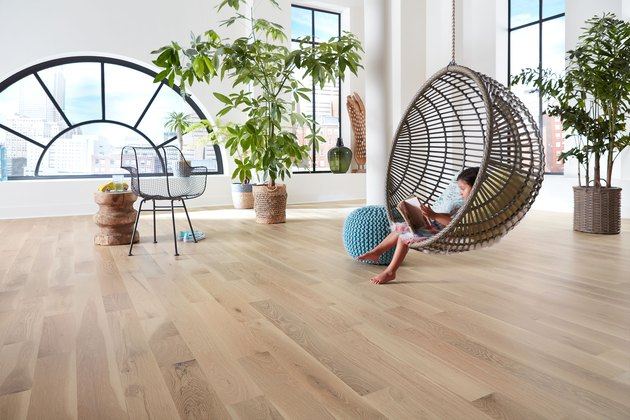 How to Style With Wood to Enhance Your Wood Floors