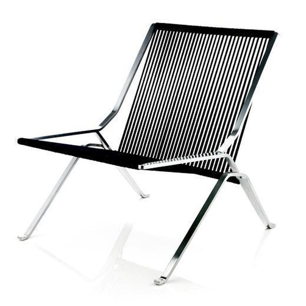 black halyard chair