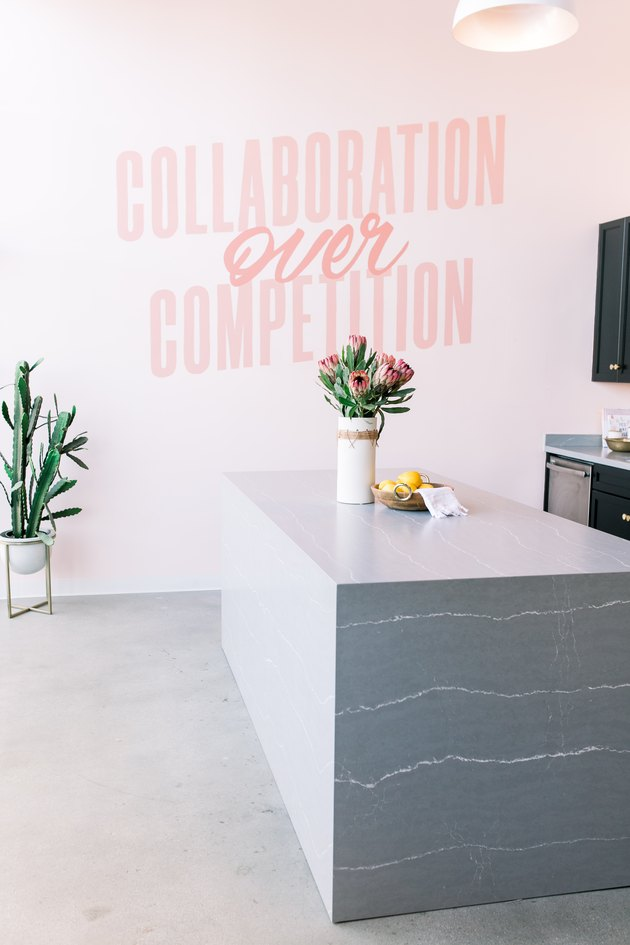 Create & Cultivate office kitchen