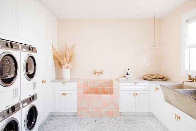 Dream laundry room by Three Birds Renovations
