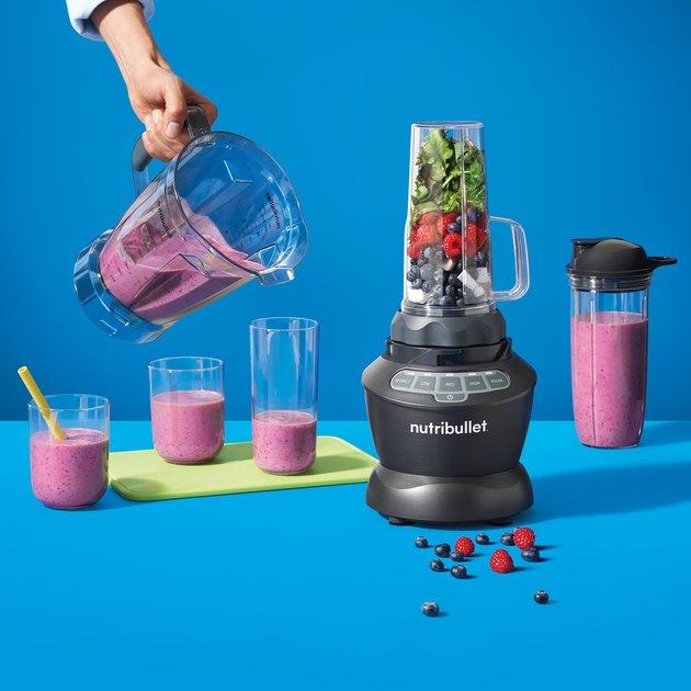 The Nutribullet Blender Combo