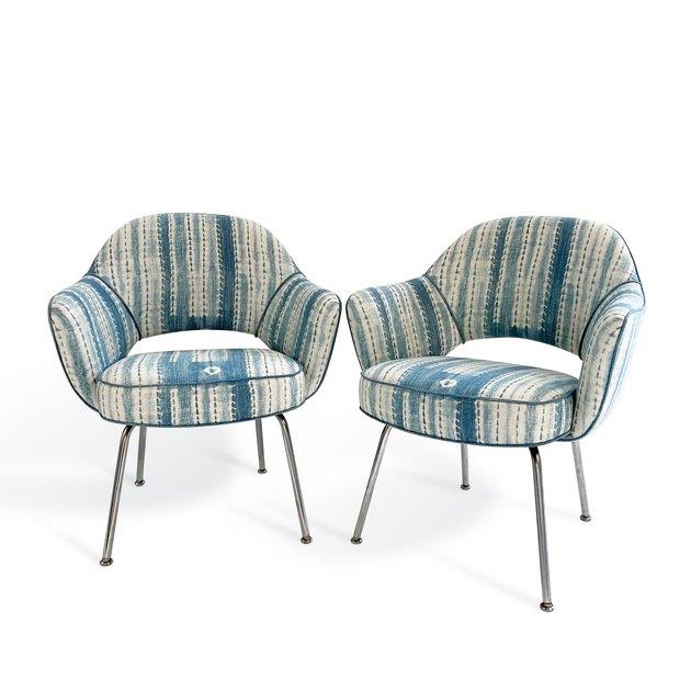 Forsyth x St. Frank Saarinen chairs