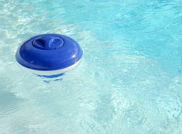 Floating Pool Chlorinator
