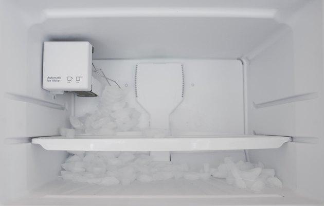 Automatic ice maker malfunction