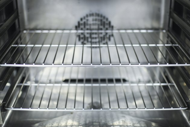 how to clean using self cleaning oven