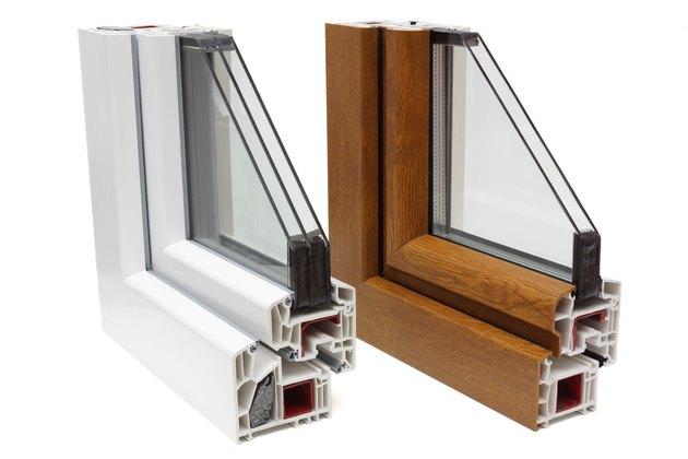 Plastic windows profiles