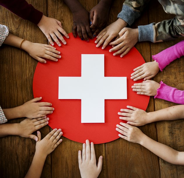 Red Cross serves all