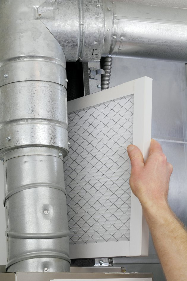 Replace Home Air Filter