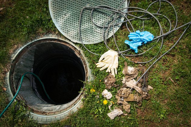 How To Clean Septic Tank Lateral Lines Hunker