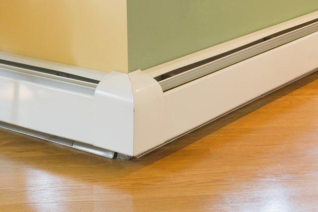 Baseboard heater