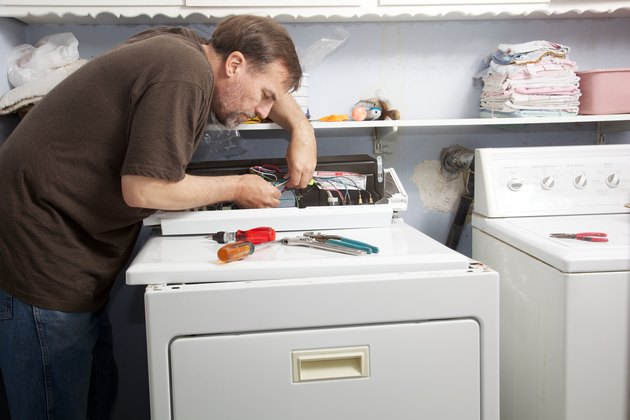 Appliance Repair in Laundy Room