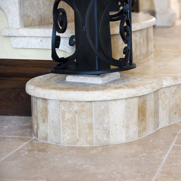 Stone Stair Detail