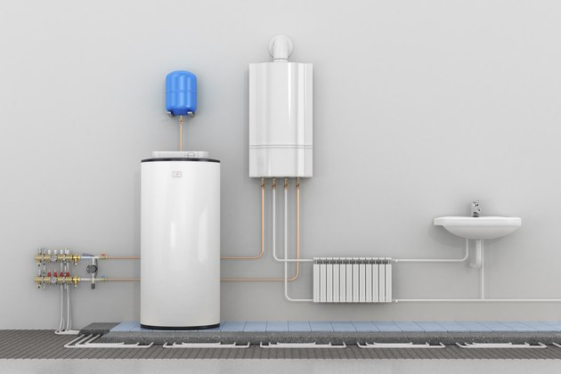 Scheme heating in homes.