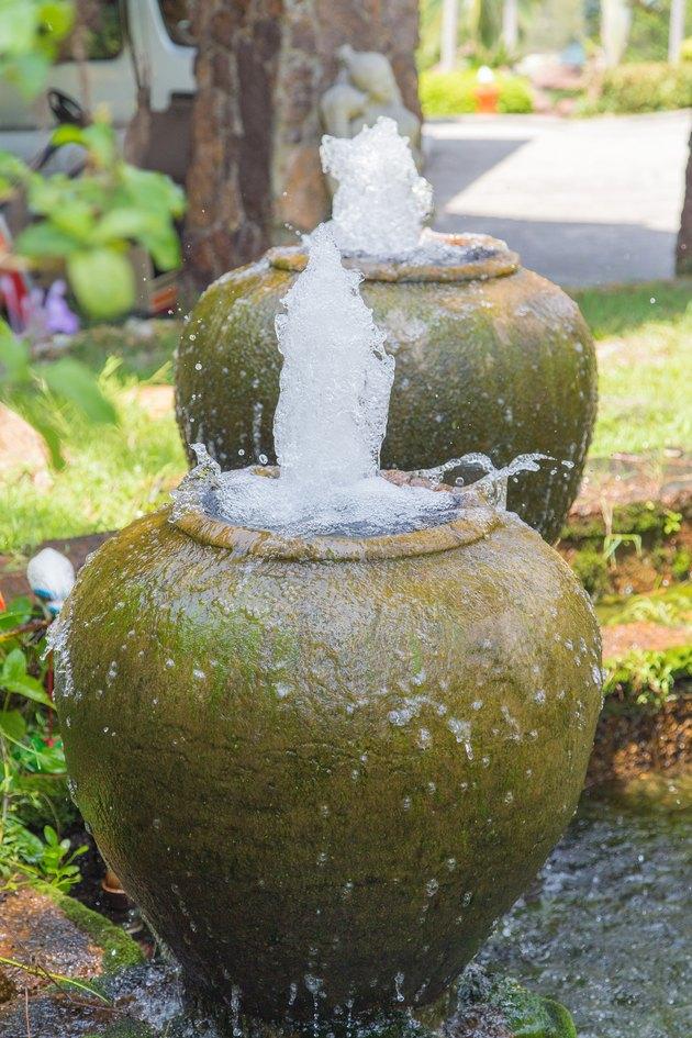 Home and Garden Fountain