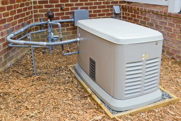 Emergency Home Electricity Generator