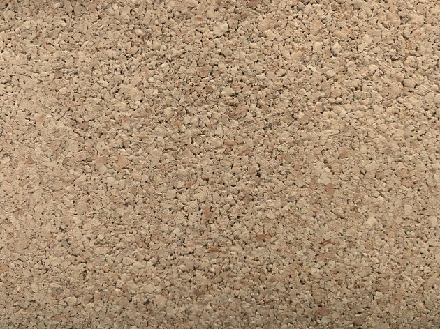 Cork Board texture.