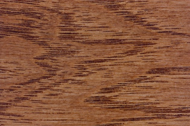 Hickory Wood Grain Background