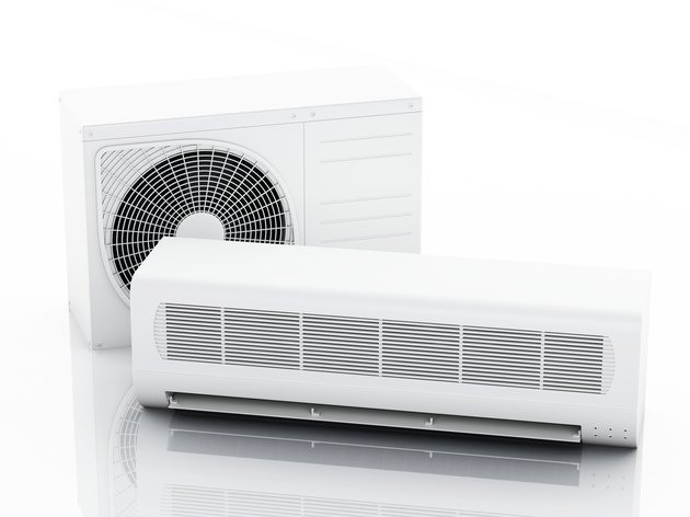 3d Air conditioner system