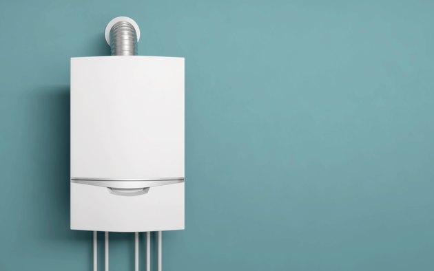 boiler gas heater water