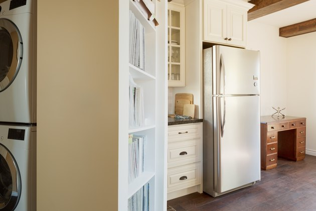 Laundry and Kitchen Interior