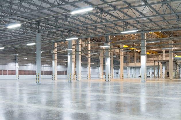 factory floor background