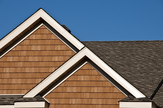 Gables and Roof line