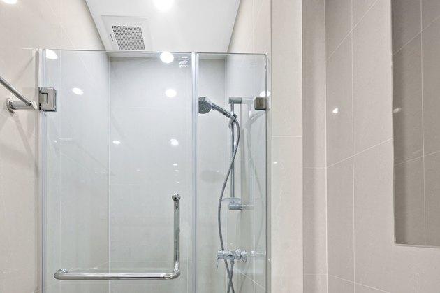 Small bathroom in my condominuim