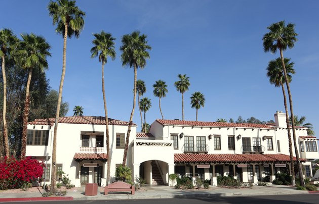 Spanish Colonial Style Architecture