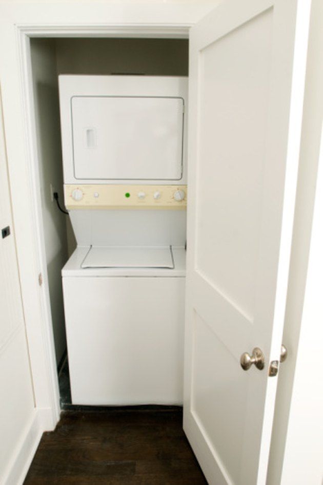 How To Troubleshoot A Ge Spacemaker Washer Hunker