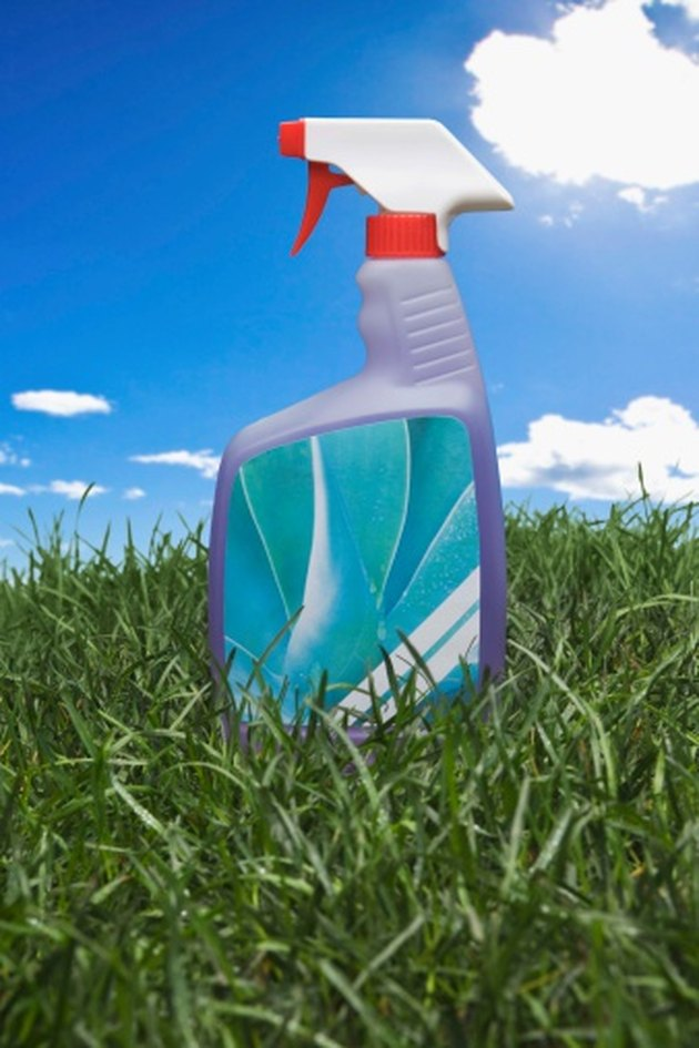 Bleach Water Spray Bottle