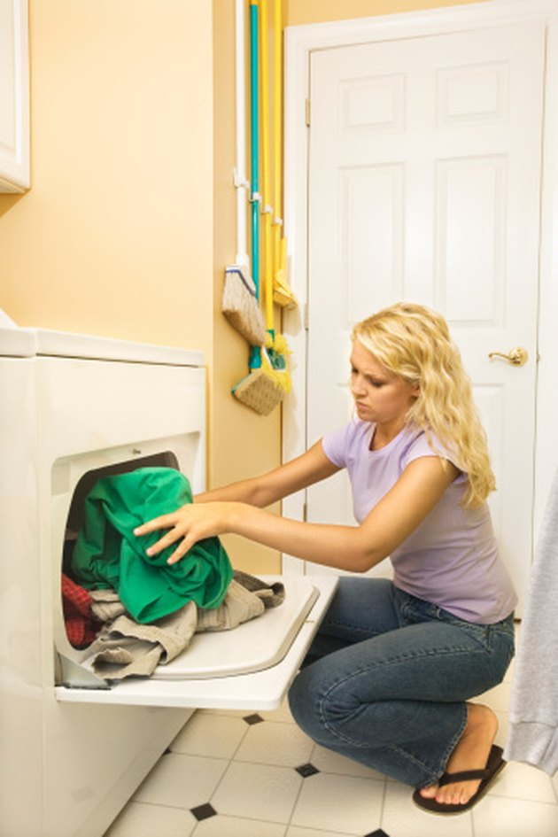 How To Reverse The Door On A Whirlpool Duet Dryer Hunker