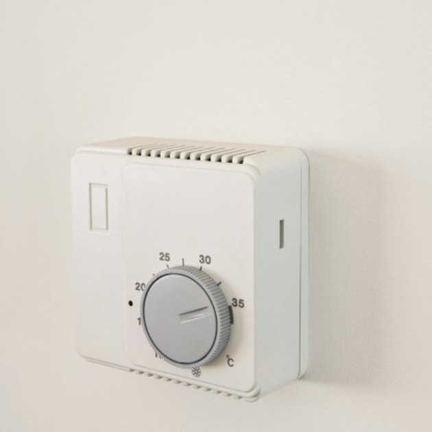 How To Wire A 220 Thermostat