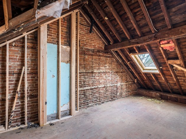 Old House Interior Renovation