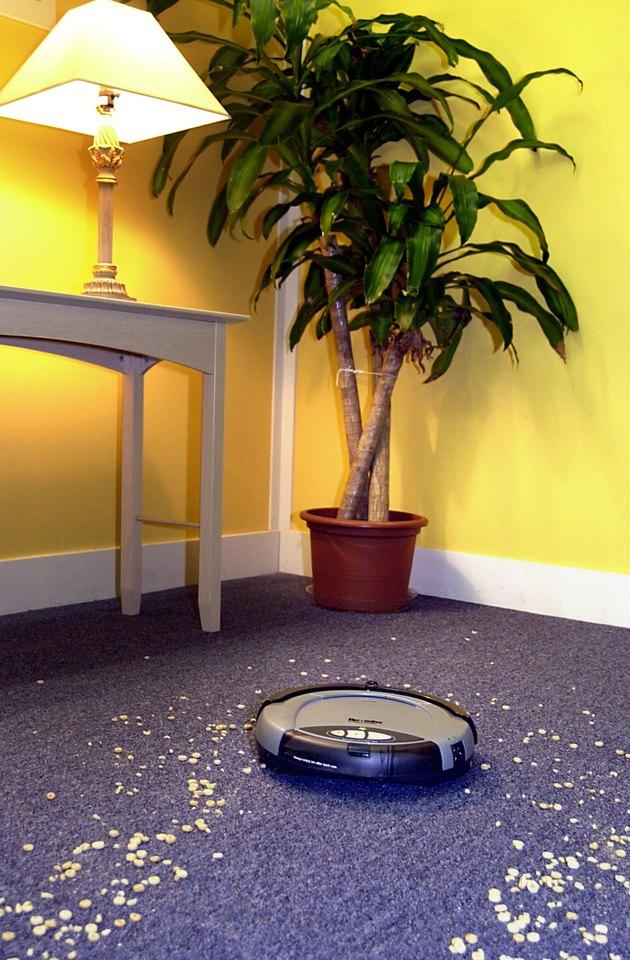 Consumer Robotic Vacuum Unveiled