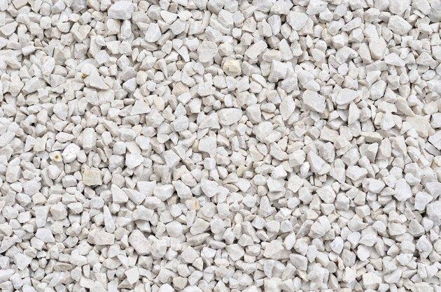 White rocks texture