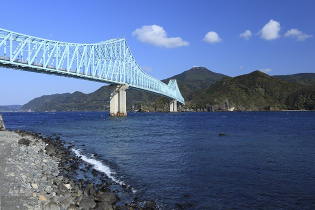 Ikitsuki Bridge, Hirado, Nagasaki, Japan