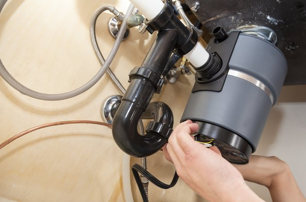 Installing Garbage Disposal