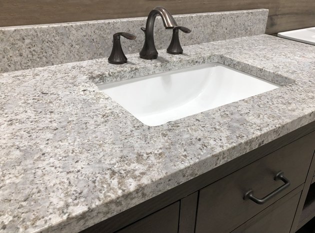 How To Remove Water Stains From Granite Countertops Hunker