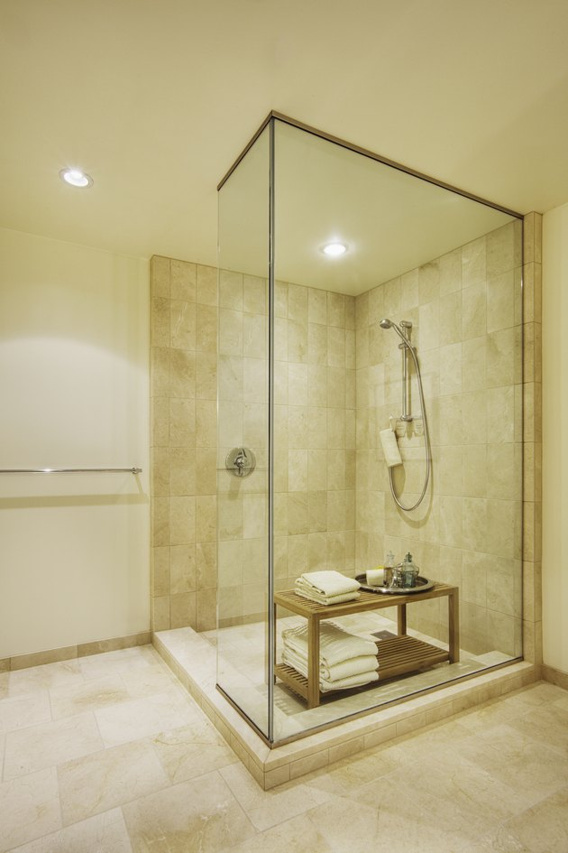 Luxury shower