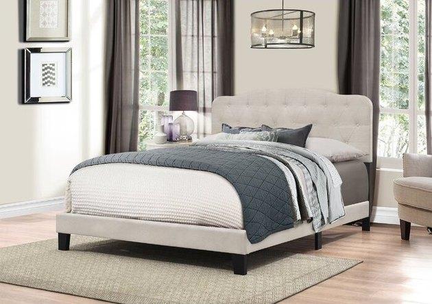 Andover Mills Montoya Upholstered Standard Bed