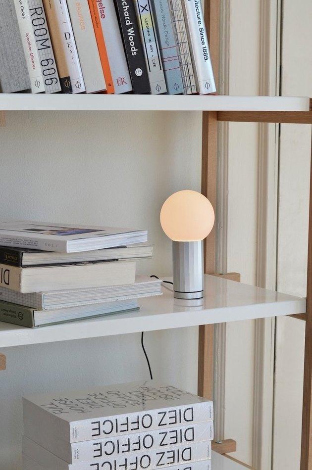 Hay Turn On Table Lamp, $175 ambient lighting