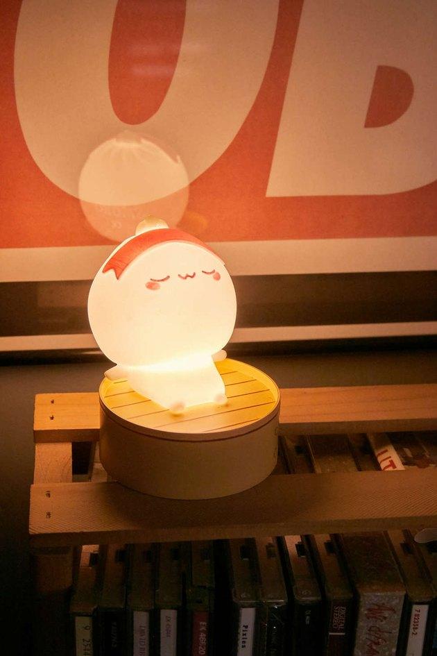Smoko Dumpling Sauna Light, $22 ambient lighting