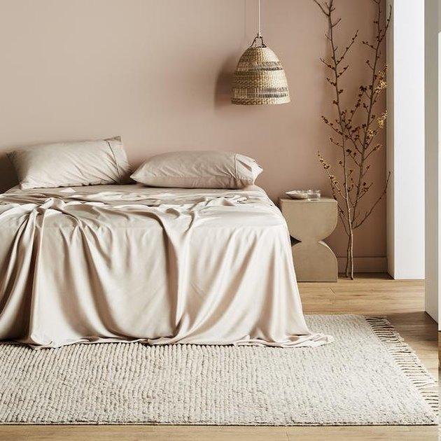 eco-friendly sheets Ettitude Bamboo Lyocell Sheet Set, starting at $138