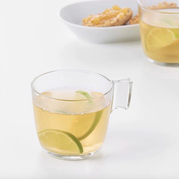 Stelna Clear Glass Mug, $0.69
