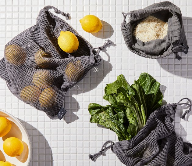 Five Two Reusable Produce Bags