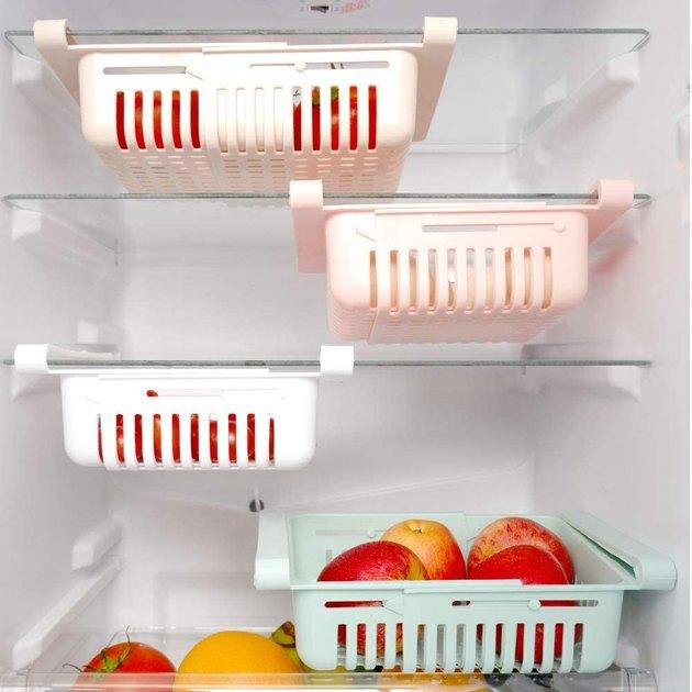 refrigerator space saving ideas