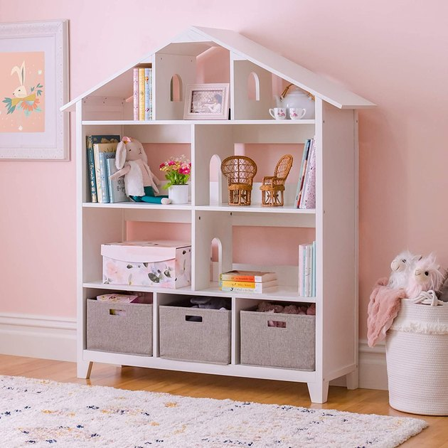 Martha Stewart Living and Learning Kids' Dollhouse Bookcase