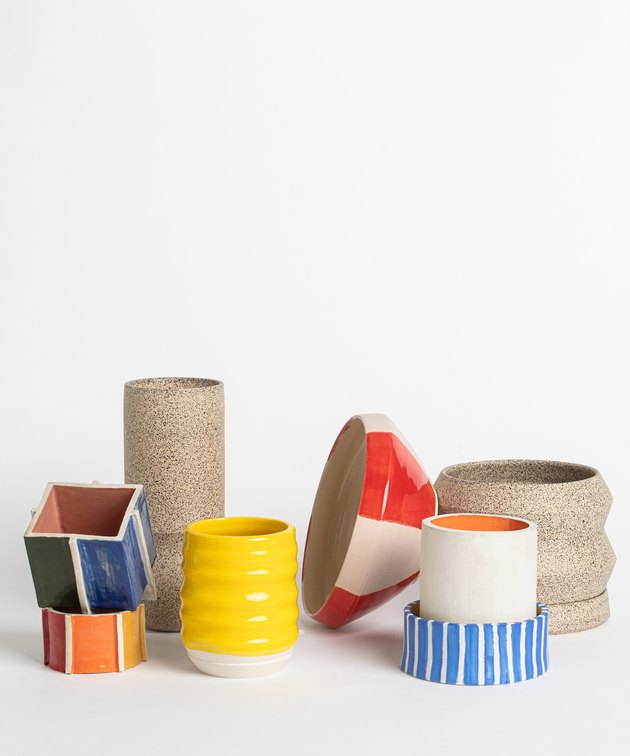 sculptural pieces