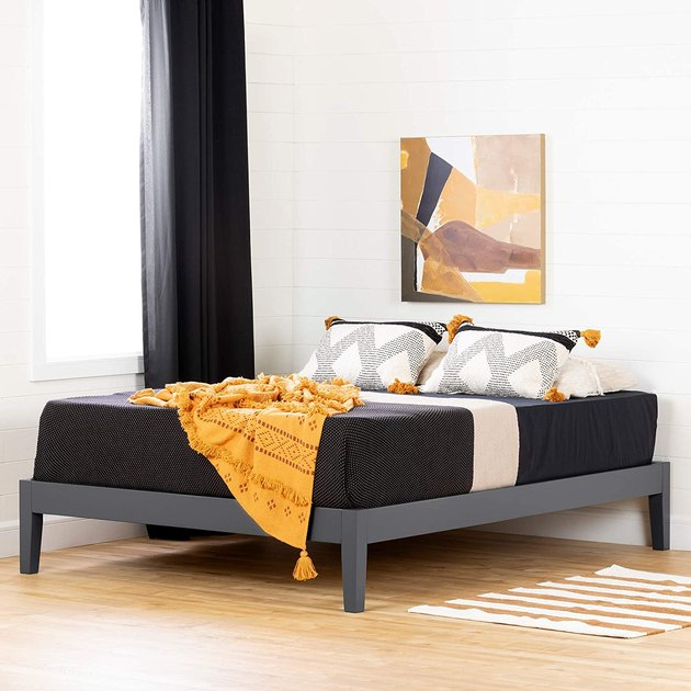 South Shore Vito Platform Bed Frame