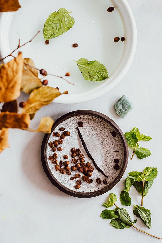 Peppermint mocha pot simmer recipe